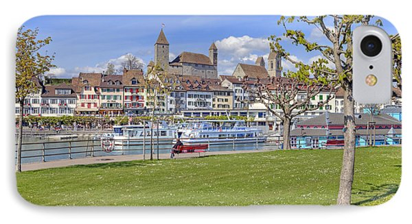 Rapperswil Phone Case by Joana Kruse