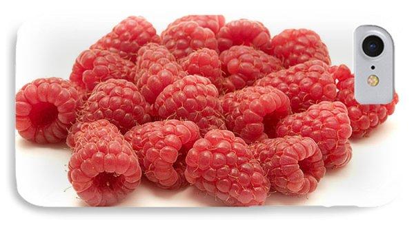 Raspberries Phone Case by Fabrizio Troiani