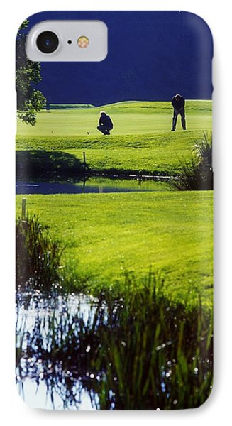 Rathsallagh Golf Club, Co Wicklow Phone Case by The Irish Image Collection