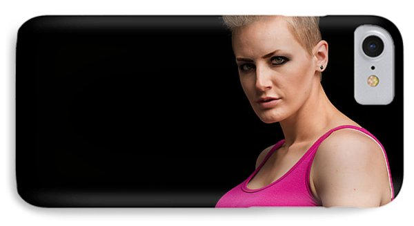 IPhone Case featuring the photograph Raw Profile by Jim Boardman