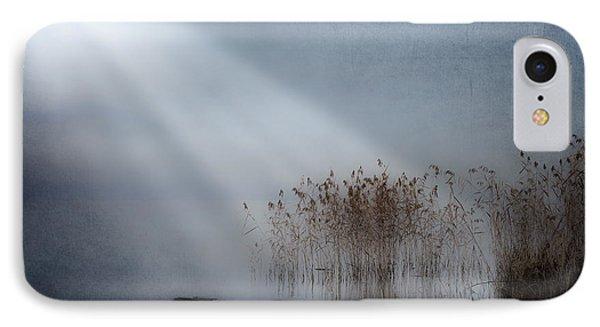 Rays Of Light Phone Case by Joana Kruse