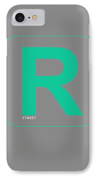 Re Tweet Poster IPhone Case by Naxart Studio