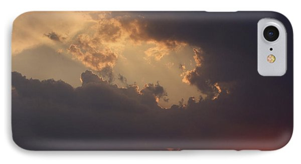 Reach For The Sky 5 IPhone Case by Mike McGlothlen
