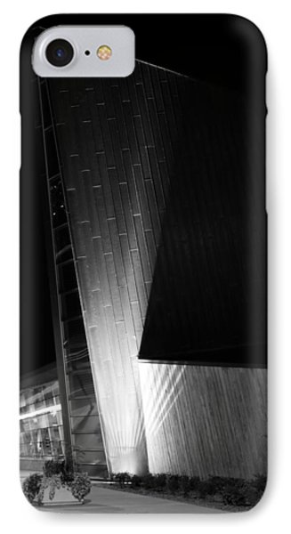Reaching Into The Night IPhone Case by JM Photography