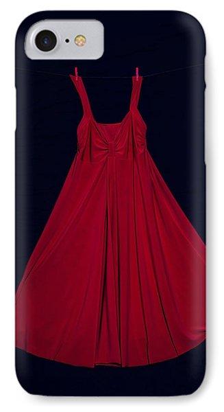 Red Dress Phone Case by Joana Kruse