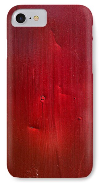 Red IPhone Case by Eena Bo
