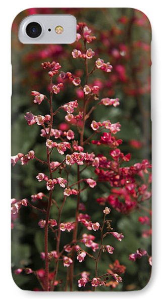 Red Flowers Phone Case by Svetlana Sewell