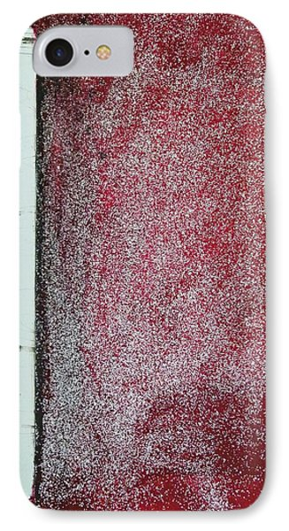 Red Galaxy - Abstract Phone Case by Ismeta Gruenwald