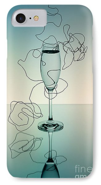 Reflection 03 IPhone Case by Nailia Schwarz