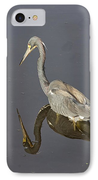 IPhone Case featuring the photograph Reflection by Anne Rodkin