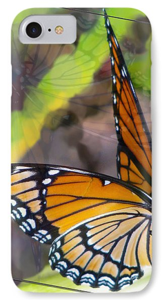 Reflection Back Phone Case by Debra     Vatalaro