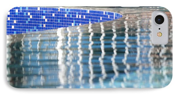 Reflection Pool IPhone Case by Deborah Hughes