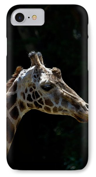 Reflection Time IPhone Case by Roger Mullenhour
