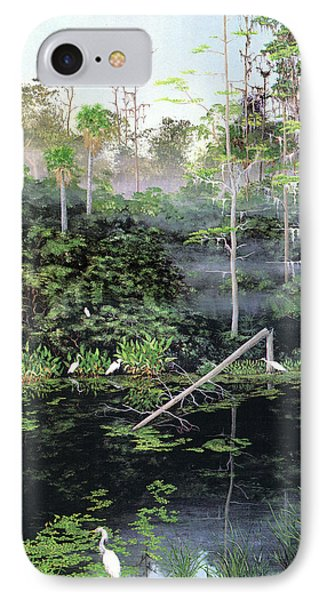 Reflections 1 Phone Case by Kevin Brant