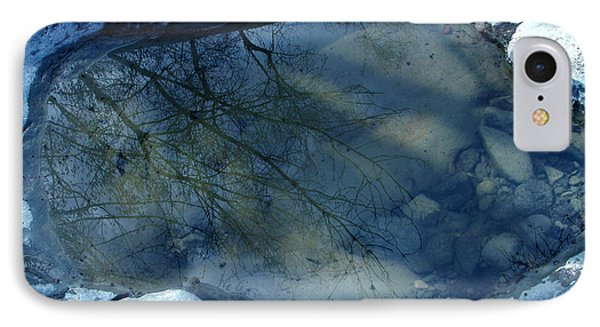 Reflections In Water Phone Case by Colette V Hera  Guggenheim