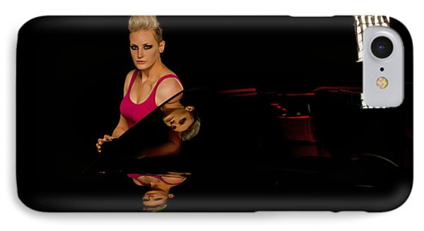 IPhone Case featuring the photograph Reflections by Jim Boardman