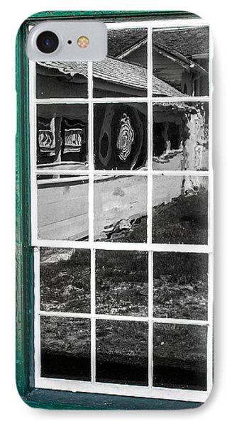 Reflections Of The Past IPhone Case by Shannon Harrington