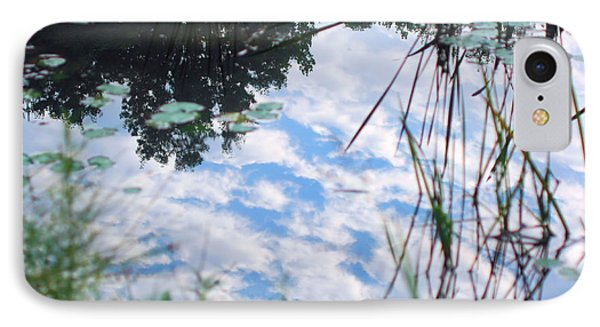 Reflections Of The Sky IPhone Case by Smilin Eyes  Treasures