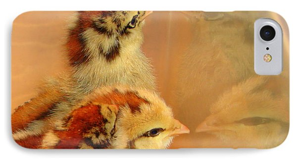 Reflections IPhone Case by Priscilla Richardson