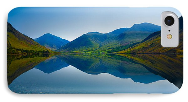 Reflections Phone Case by Svetlana Sewell