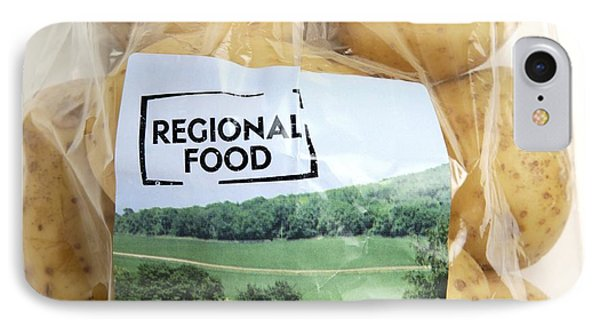 Regional Food Phone Case by Victor De Schwanberg