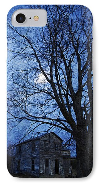 Remember When - This Old House IPhone Case by John Stephens