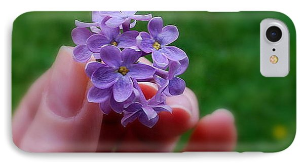 IPhone Case featuring the photograph Make A Wish by Marija Djedovic