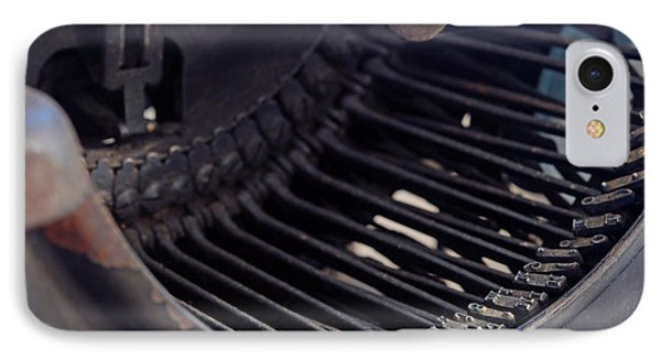 IPhone Case featuring the photograph Remington 11 Detail by Kay Lovingood