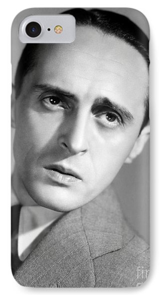 Rene Clair (1898-1981) Phone Case by Granger