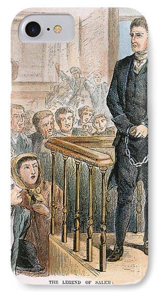 Rev. George Burroughs Phone Case by Granger