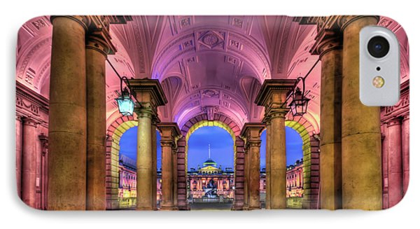 Rhapsody In Pink IPhone Case by Evelina Kremsdorf