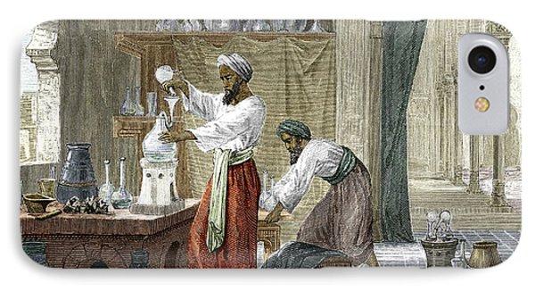Rhazes, Islamic Scholar IPhone Case by Sheila Terry