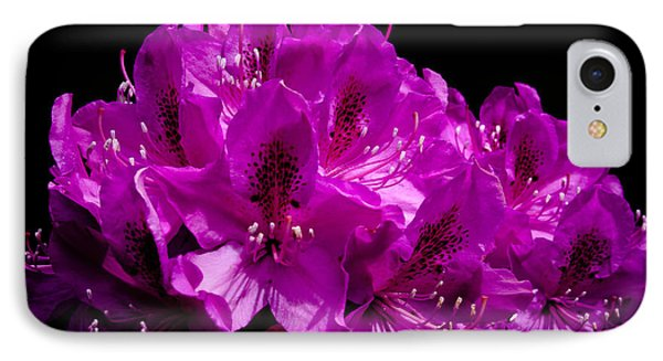 Rhododendron Phone Case by David Patterson