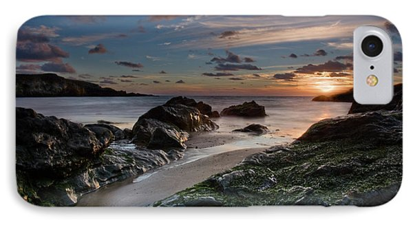 IPhone Case featuring the photograph Rhosneigr Sunset  by Beverly Cash