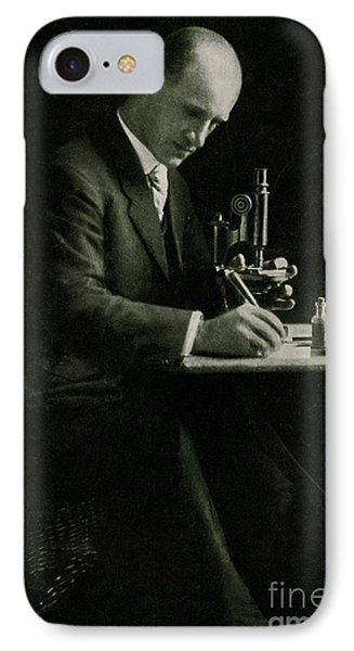 Richard C. Cabot, American Physician Phone Case by Science Source