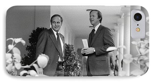 Richard Cheney (1941- ) Phone Case by Granger