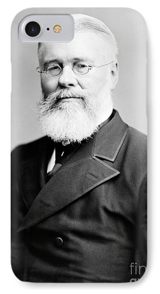 Richard Jordan Gatling, American Phone Case by Photo Researchers