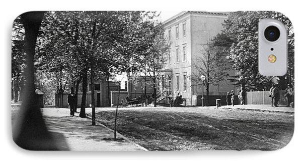 Richmond: Davis Home, 1865 Phone Case by Granger