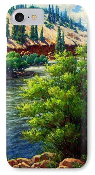 Rio Grande Colorado Phone Case by Vickie Fears
