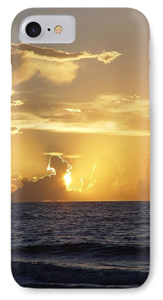 IPhone Case featuring the photograph Rise Over Atlantic by Elizabeth Sullivan
