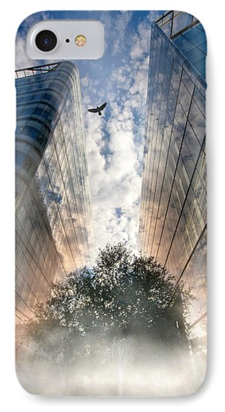 IPhone Case featuring the photograph Rise by Richard Piper