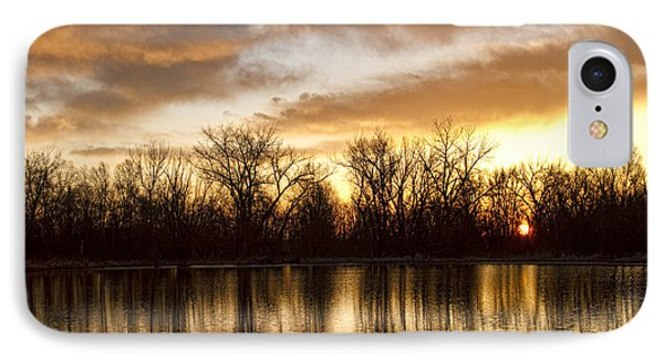 Rising Sun At Crane Hollow Phone Case by James BO  Insogna