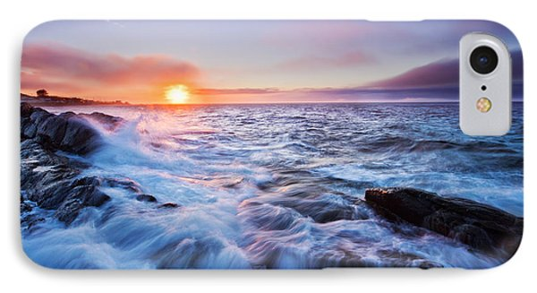 Rising Tide Phone Case by Mircea Costina Photography