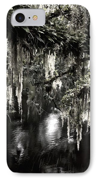 IPhone Case featuring the photograph River Branch by Steven Sparks