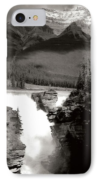 River Fall Part 1 Phone Case by Marcin and Dawid Witukiewicz