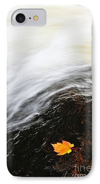 River In Fall Phone Case by Elena Elisseeva