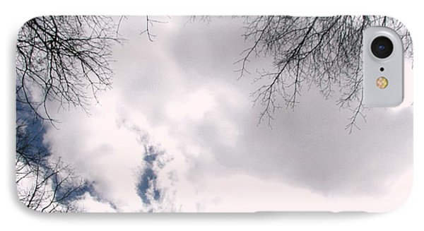 IPhone Case featuring the photograph River In The Sky by Pamela Hyde Wilson