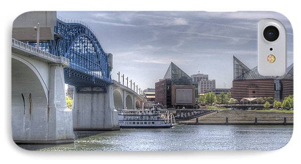Riverfront IPhone Case by David Troxel