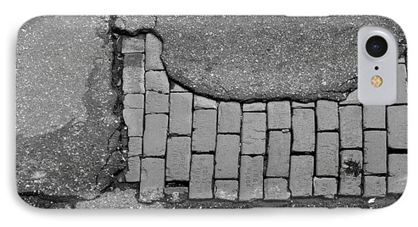 Road Textures IPhone Case