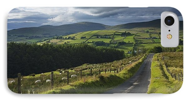 Road Through Glenelly Valley, County IPhone Case by Gareth McCormack